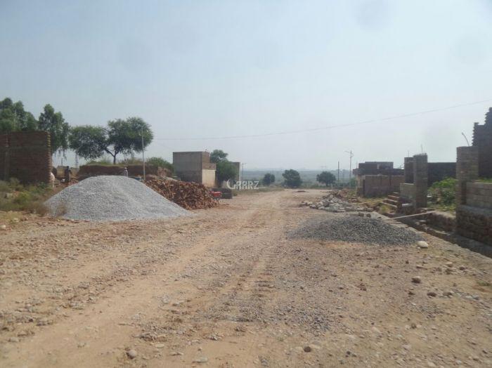 5 Marla Plot for Sale in Rawalpindi Ideal City Adyala Road