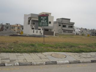 5 Marla Residential Land for Sale in Lahore DHA Phase-6 Block D