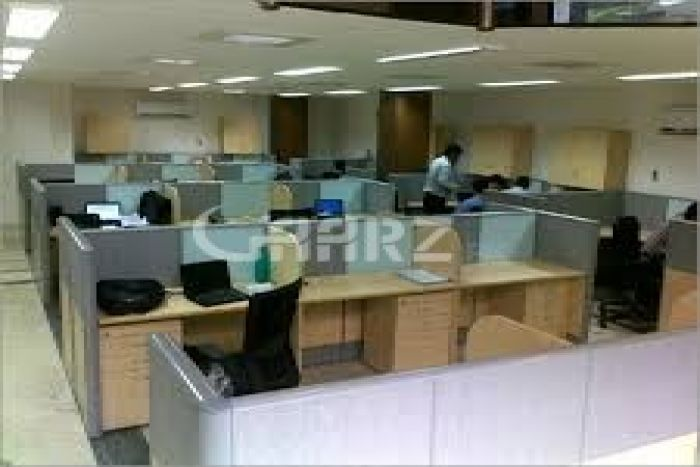 5 Marla Commercial Office for Rent in Karachi Clifton Block-9,