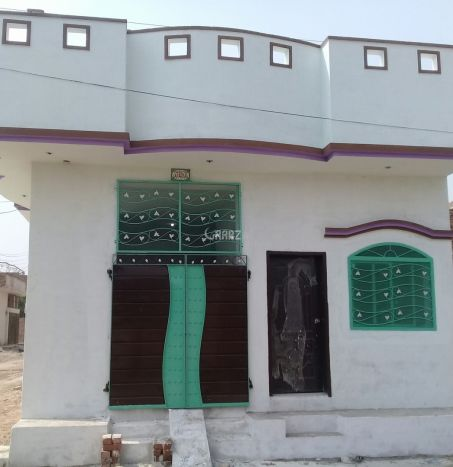 677 Square Feet House for Sale in Multan 25 Marla House Nadrabad Phattak, Defence View, Multan