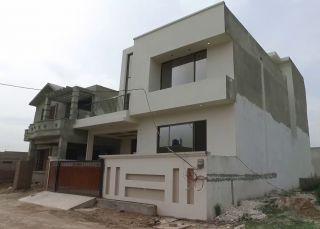 7 Marla House for Sale in Rawalpindi Awais Block, Bahria Town Phase-8