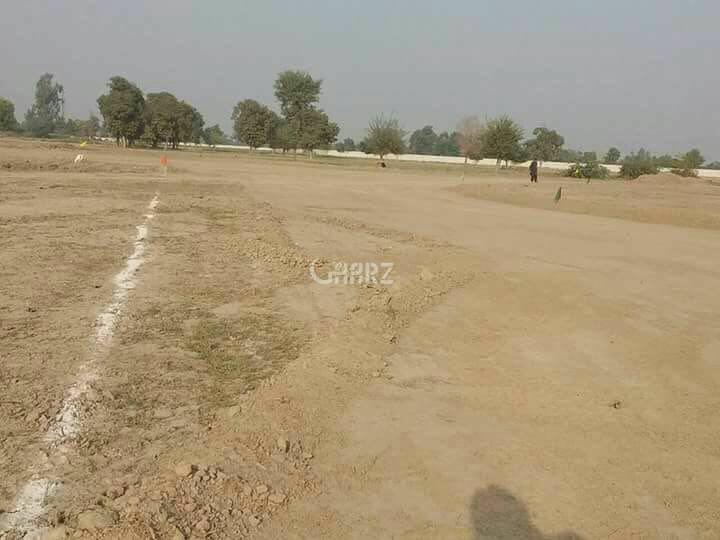 7 Marla Plot for Sale in Islamabad Block A, Gulberg Residencia