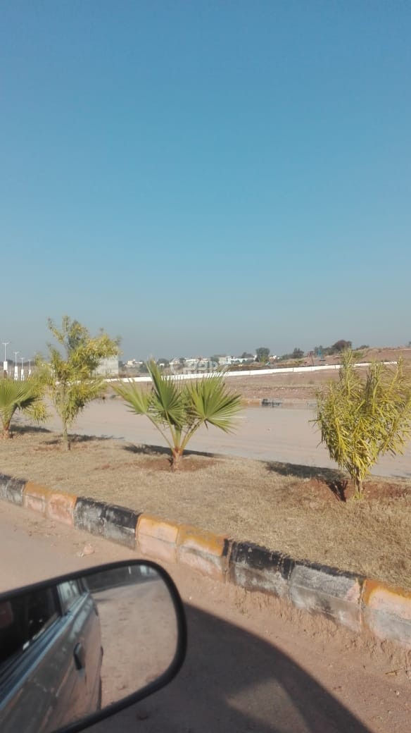 7 Marla Plot for Sale in Islamabad Ichs Town Phase-1