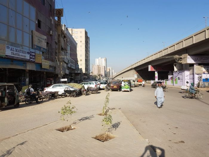 72 Square Feet Commercial Shop for Sale in Karachi Block-2 Federal B Area