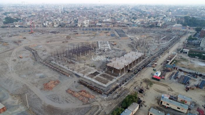 8 Marla Commercial Land for Sale in Lahore Bahria Town Sector D