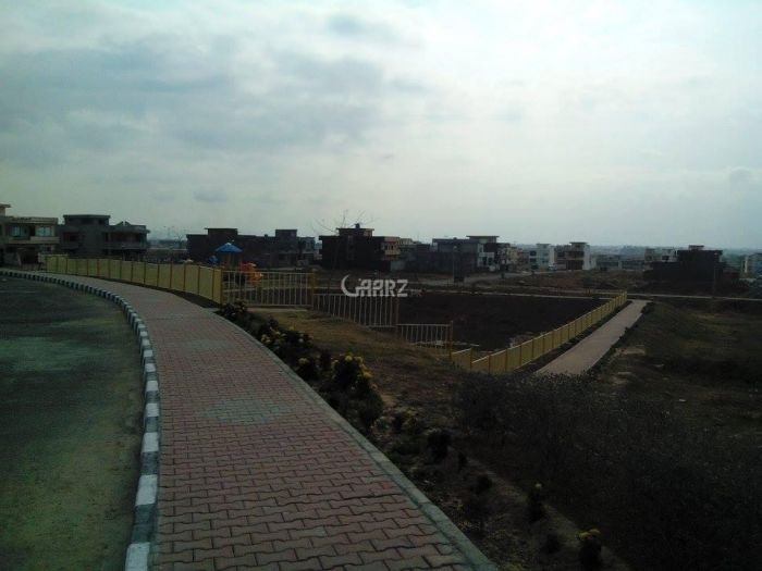 8 Marla Commercial Land for Sale in Lahore Phase-7 Cca-4