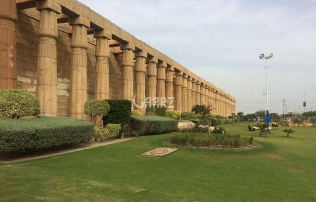 8 Marla Plot for Sale in Lahore Bahria Orchard Block-j