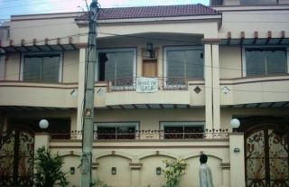 9 Marla Lower Portion for Rent in Islamabad G-8/1