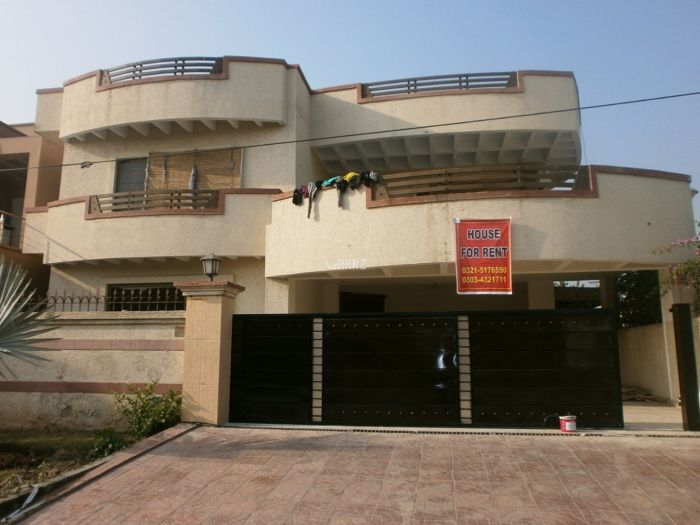 1 Kanal House for Rent in Lahore Block C