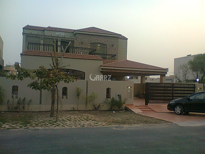 1 Kanal House for Sale in Karachi DHA Phase-8 Zone A