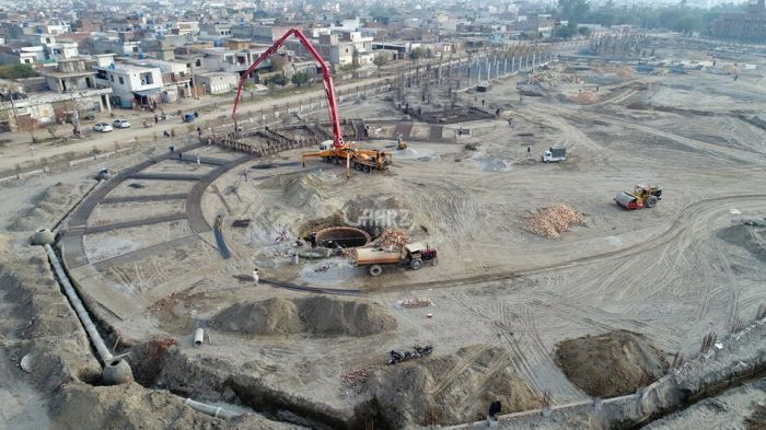 1 Kanal Residential Land for Sale in Lahore Block A
