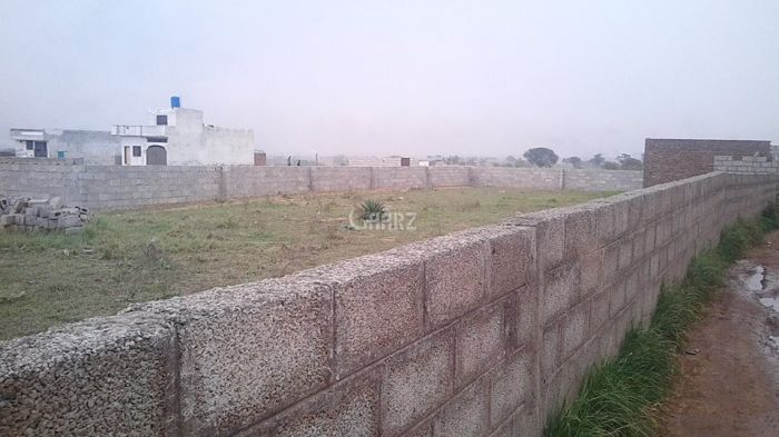 1 Kanal Residential Land for Sale in Faisalabad Saeed Colony