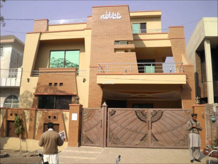 10 Marla House for Sale in Lahore Phase-2 Block M