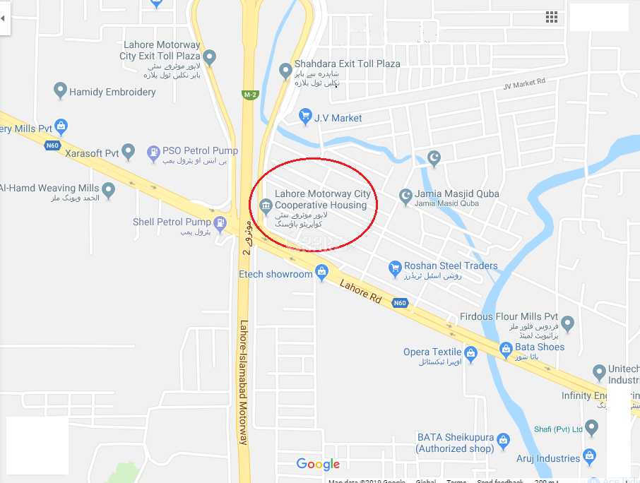 10 Marla Residential Land for Sale in Lahore 10 Marlas