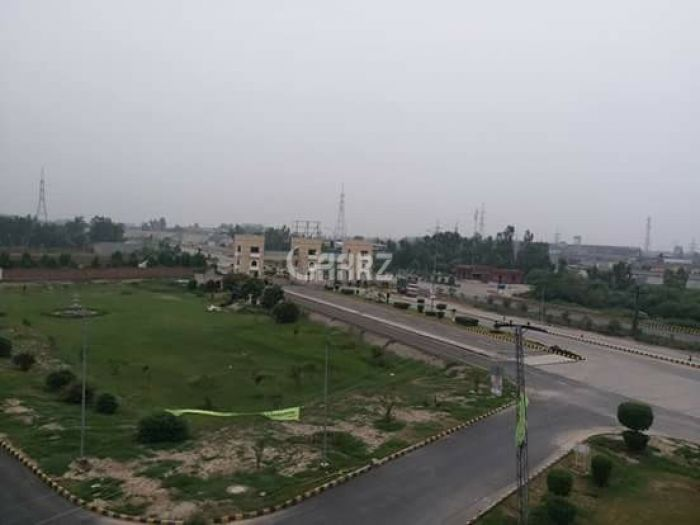 10 Marla Residential Land for Sale in Lahore Bahria Town Orchard Phase-2