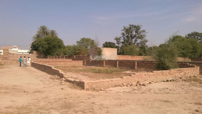 10 Marla Residential Land for Sale in Lahore Block A