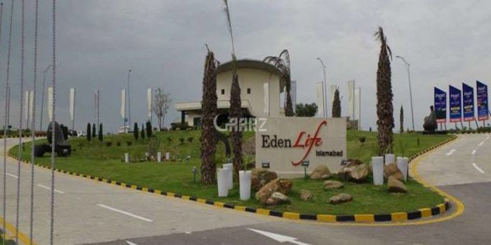 10 Marla Residential Land for Sale in Islamabad Eden Life Islamabad