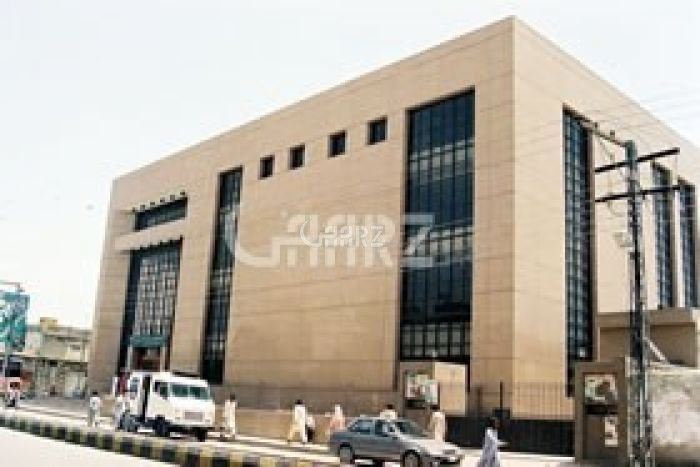 1.2 Kanal Commercial Building for Sale in Rawalpindi Chandni Chowk