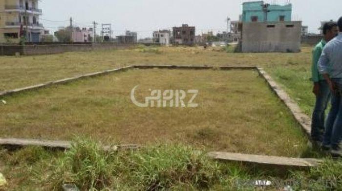 1.2 Kanal Plot for Sale in Rawalpindi Kashmir Model Town