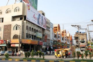 2 Marla Commercial Shop for Rent in Rawalpindi Saidpur Road
