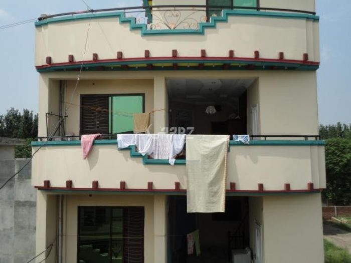 3 Marla House for Sale in Lahore Moeez Town