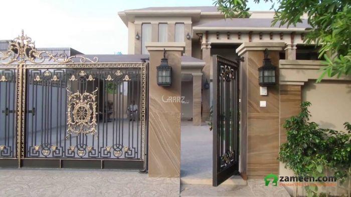 2.6 Kanal House for Sale in Lahore Zafar Ali Road
