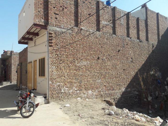 3 Marla Plot for Sale in Faisalabad Main Farooqabad Road Near Coca Cola Factory