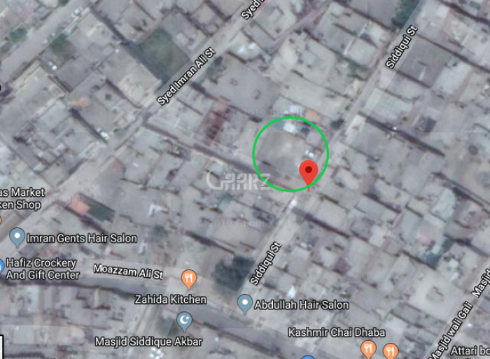 3 Marla Plot for Sale in Lahore Nadirabad