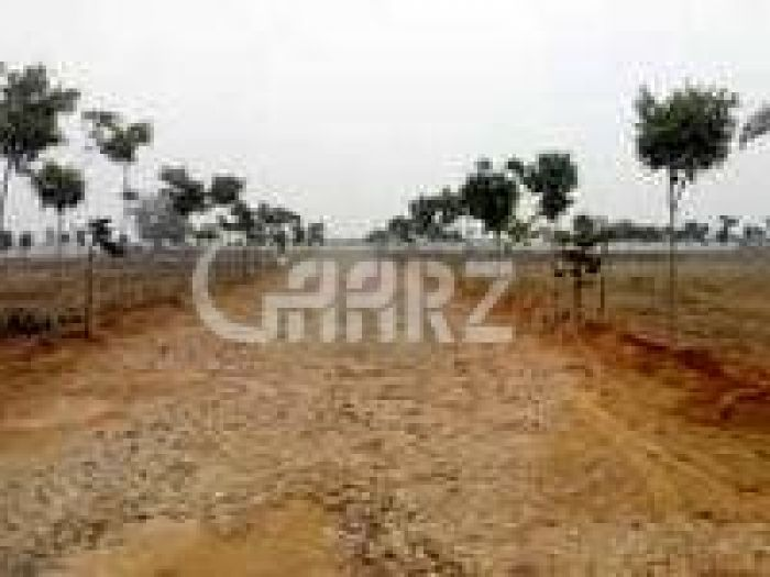 3 Marla Residential Land for Sale in Lahore Aamir Town