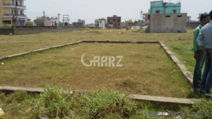 5 Marla Plot for Sale in Islamabad University Town Block E