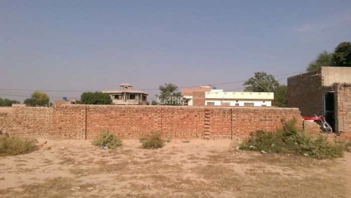 5 Marla Residential Land for Sale in Lahore Canal Bank Housing Scheme