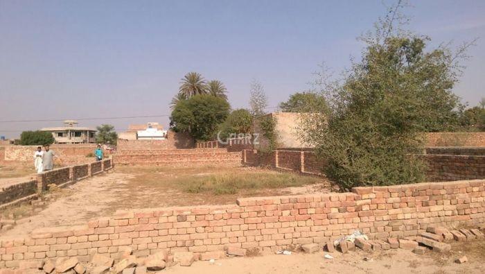 5 Marla Residential Land for Sale in Lahore Eden Garden