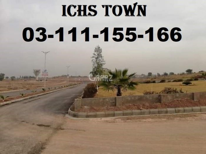 5 Marla Residential Land for Sale in Islamabad Ichs Town-5 Marla Plot For Sale By Alam Enterprises