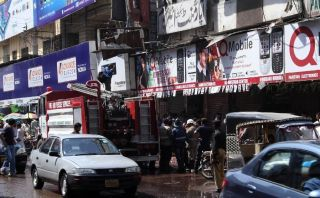 8 Marla Commercial Building for Sale in Lahore Phase-8 Commercial Broadway