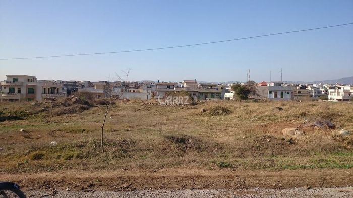 8 Marla Residential Land for Sale in Lahore Block B-2