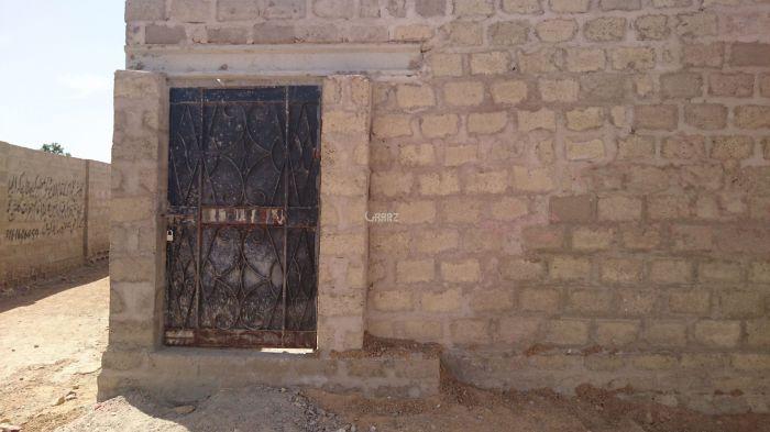 0.1 Square Yard House for Sale in Karachi Guhram Goth