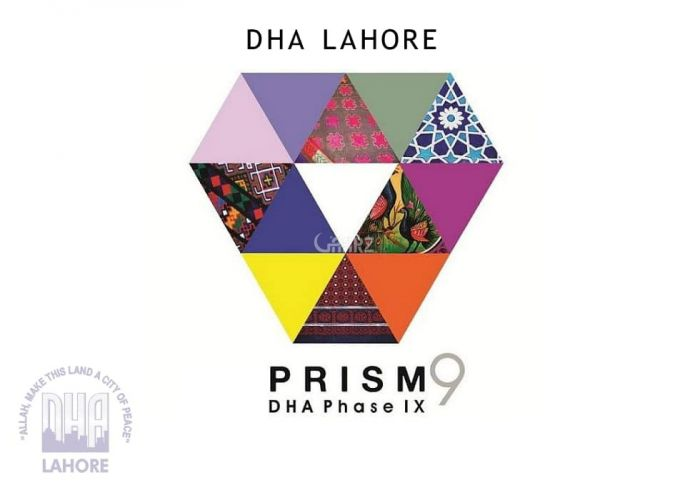 1 Kanal Plot for Sale in Lahore DHA Phase-9 Prism Block H