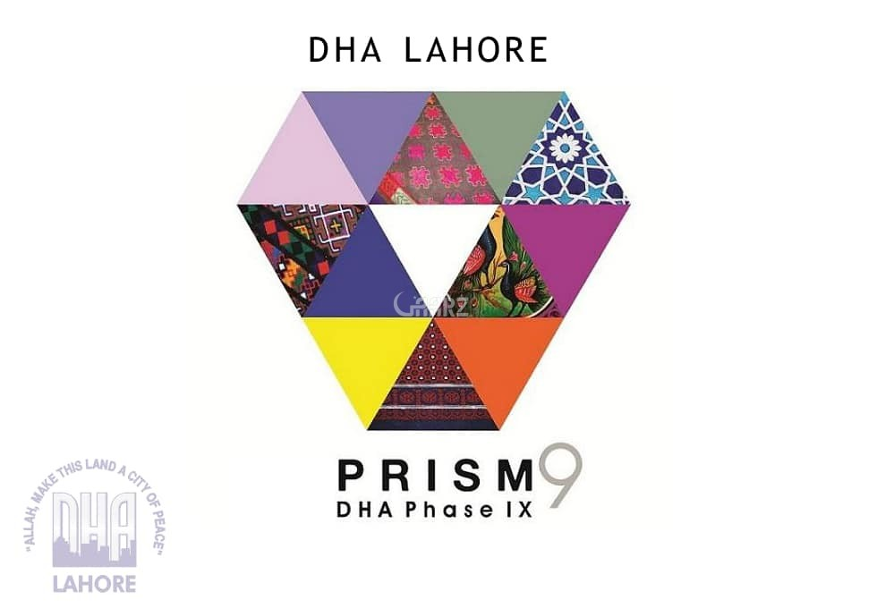 1 Kanal Plot for Sale in Lahore DHA Phase-9 Prism Block N