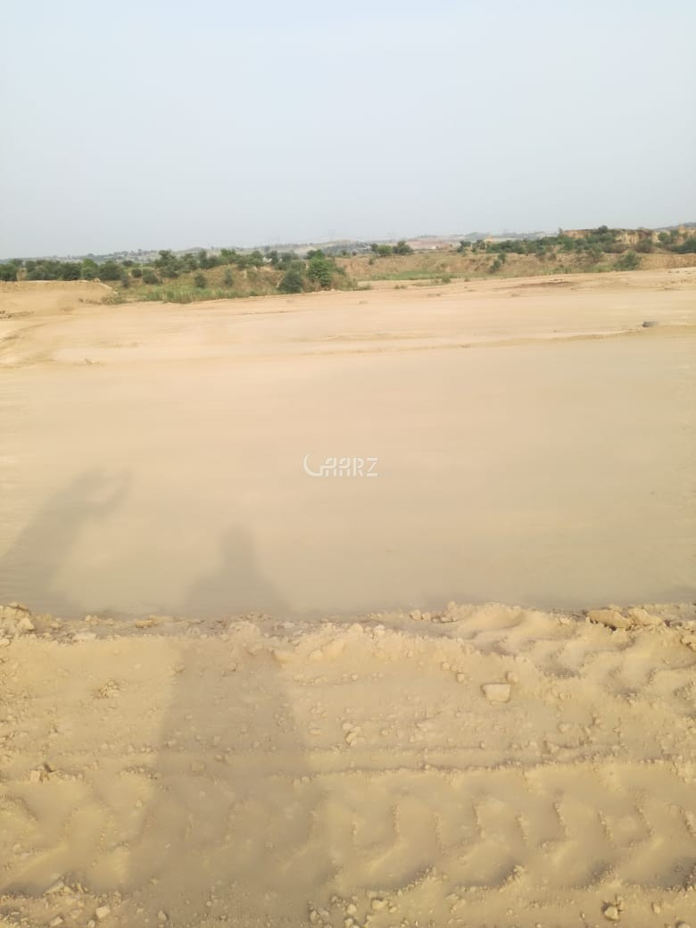 10 Marla Plot for Sale in Rawalpindi Bahria