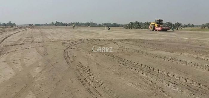10 Marla Residential Land for Sale in Islamabad Bahria Enclave
