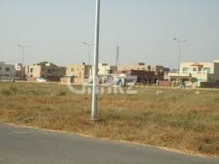 10 Marla Residential Land for Sale in Islamabad Bahria Enclave Sector J