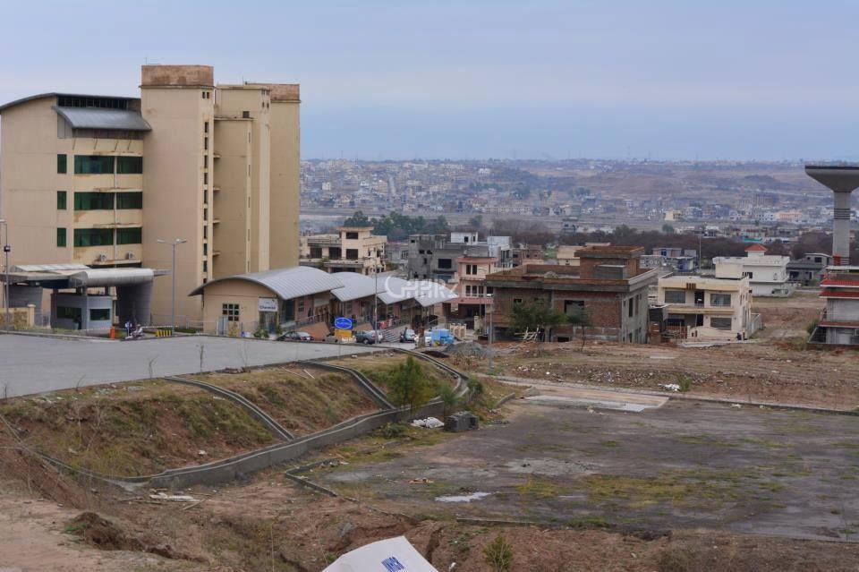 1.2 Kanal Residential Land for Sale in Karachi DHA Phase-1