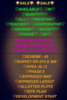 120 Square Yard Plot for Sale in Karachi All Pakistan Teachers Co Operative Housing Society Phase-2 Scheme-45