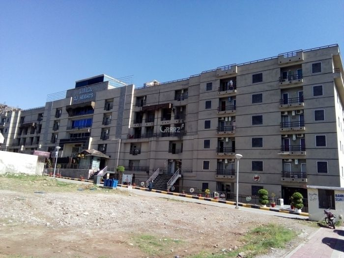 1300 Square Feet Apartment for Sale in Rawalpindi Bahria Town Phase-1