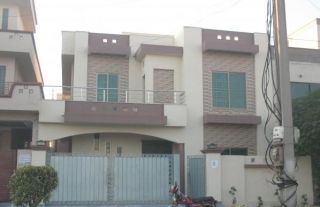 14 Marla House for Sale in Rawalpindi Falcon Complex