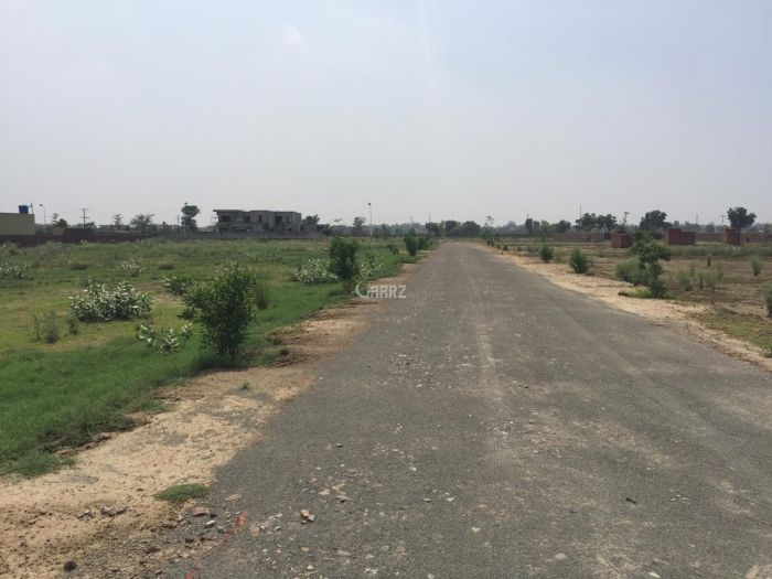 20 Marla Plot for Sale in Lahore DHA Phase-5 Block A