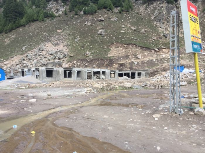 2.5 Kanal Commercial Land for Sale in Naran Motel Area