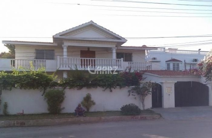 2.7 Kanal House for Sale in Rawalpindi Bahria Garden City Zone-4