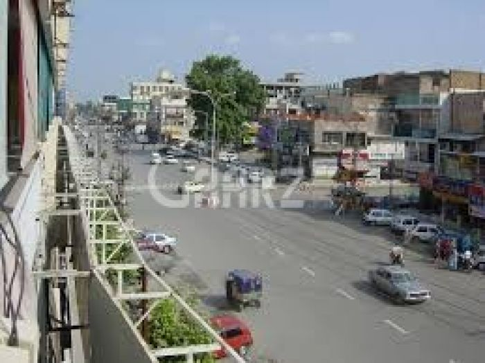 2.8 Kanal Commercial Land for Sale in Rawalpindi Bank Road