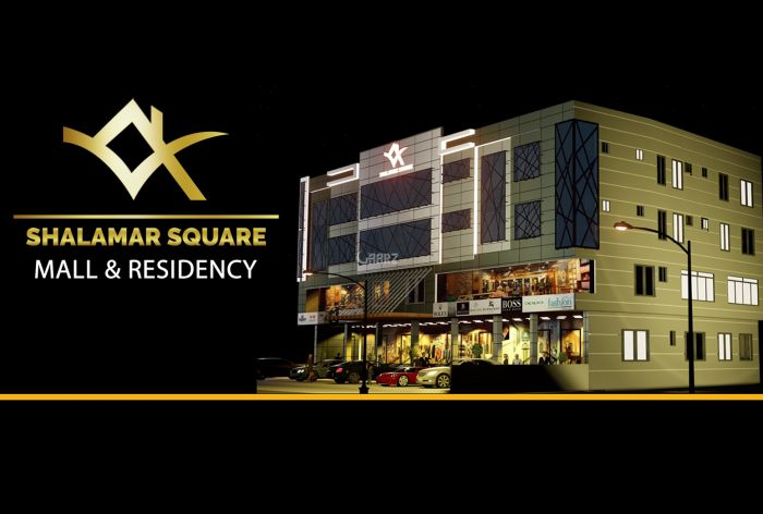 326 Square Feet Commercial Office for Sale in Lahore Shalimar Link Road Lahore